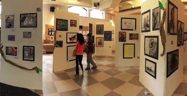 The 11th Annual Alumni Art show is being hosted by the Ridgewood High School Department of Fine and Applied Arts.
