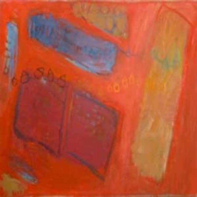 Kids can explore the art of Barbara Weiss in the gallery at the New Canaan Library.