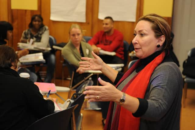 The College of New Rochelle has been awarded a $2.7 million federal grant to provide advanced education to teachers of English language learners.