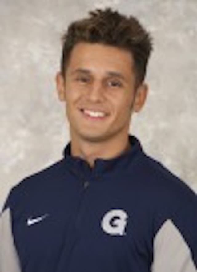 Arun Basuljevic of Mahopac helped Georgetown University the Big East regular season men's soccer championship.