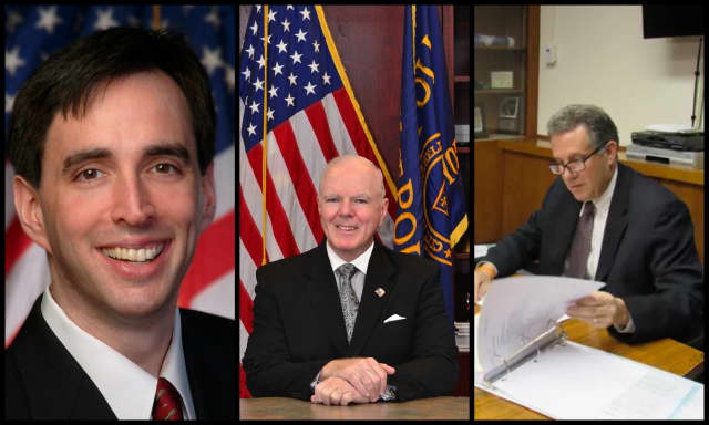 New Rochelle Mayor Noam Bramson, Police Commissioner Patrick Carroll and City Manager Chuck Strome issued a statement following the president's executive orders.