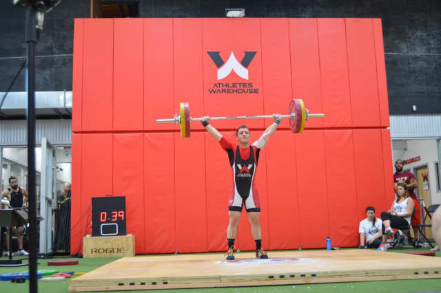 Athletes Warehouse is having a weightlifting competition on Nov. 14
