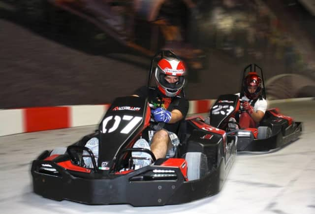 Autobahn Indoor Speedway will open at Palisades Center in the spring.