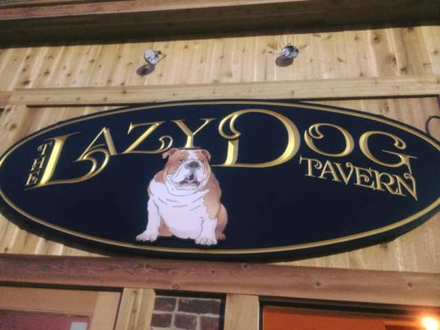 The Lazy Dog Tavern opened its doors in early November in downtown Stratford.