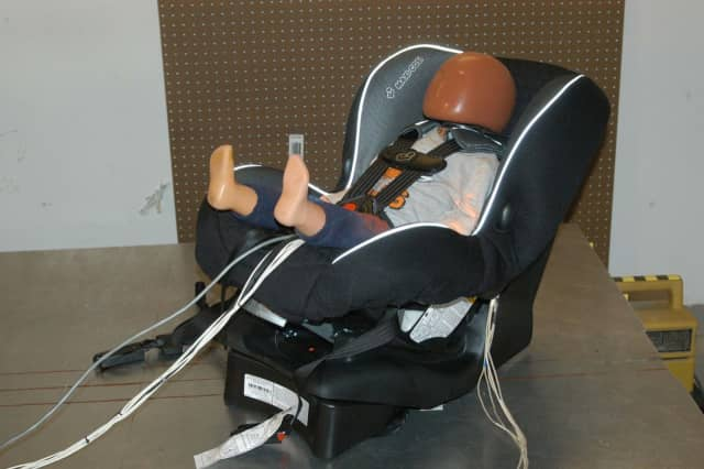 Brookfield police will inspect child safety seats Wednesday, Feb. 1.