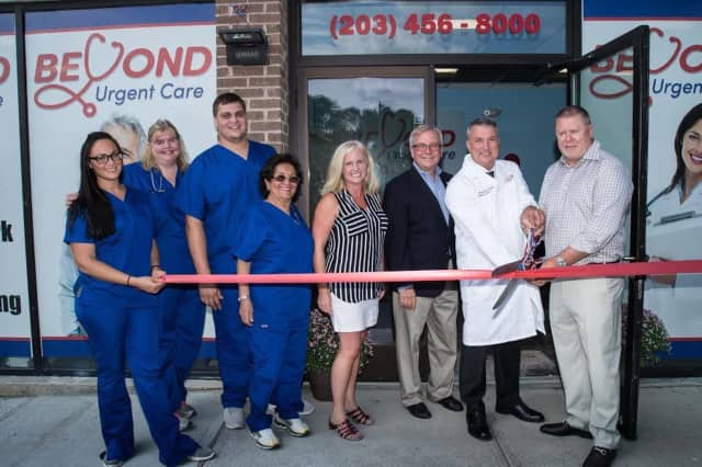 Beyond Urgent Care opens in the Stony Hill section of Bethel.