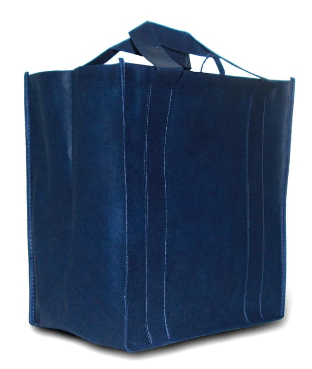 "New Castle shoppers will need to bring reusable bags like this for groceries to comply with the ""Reusable Bag Initiative."""