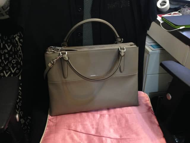 Coach handbags are among designer pocketbooks that will be given as prizes at a bingo fundraiser.