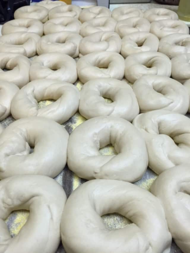 Hand Rolled Bagels has been a Rye institution for 18 years.