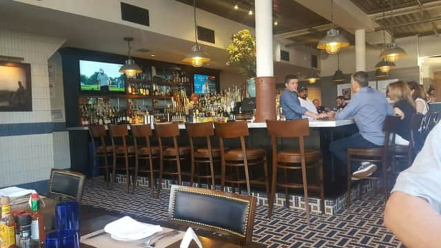 Saltaire Oyster Bar And Fish House  is a local favorite for drinks in Port Chester.
