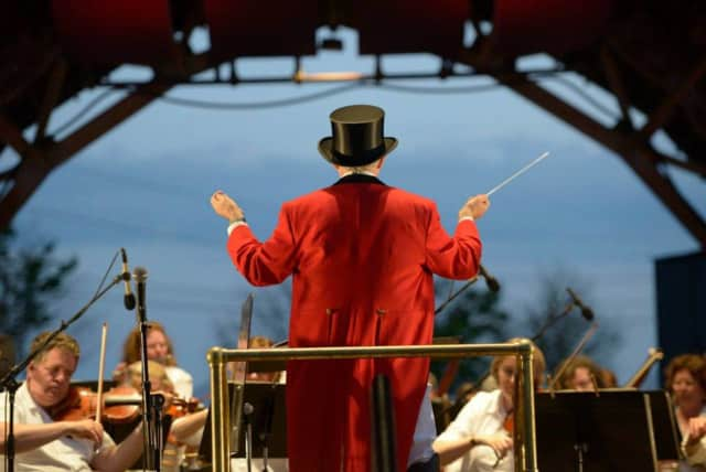 A Pops concert on Saturday night at Seaside Park in Bridgeport will be part of the final weekend of activities for the Barnum Festival.