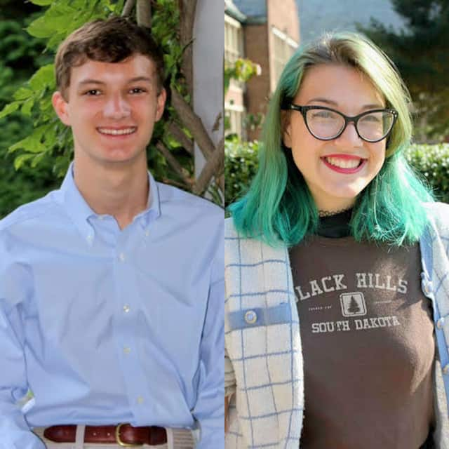 Bronxville High School students Michael Landy and Alekzandra Thoms will represent their district at the NYSSMA Winter Conference.