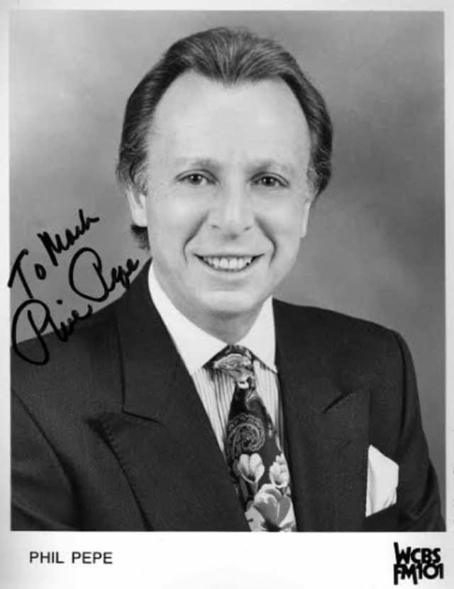 Former Yankee beat writer Phil Pepe.