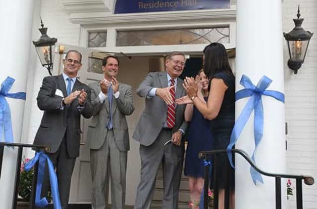 Beacon School recently celebrated its move to a new location.