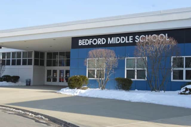Westport's Bedford Middle School was ranked No. 1 in the state by Niche.com.