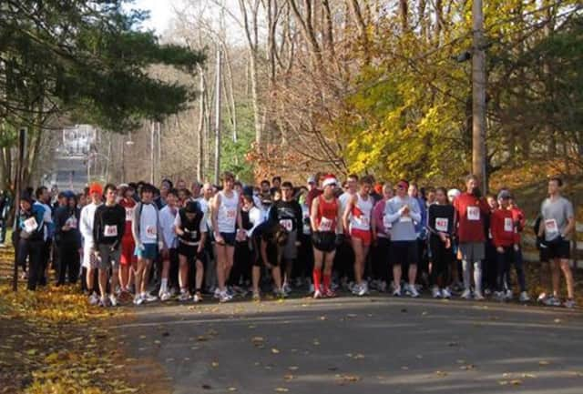 The Christmas Village 5K Run and Family Fitness Walk will be held in Trumbull Dec. 12.