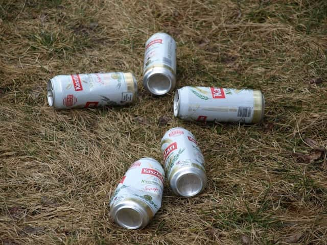 Police found beer and kegs at a party where 34 Wallington teens were arrested.