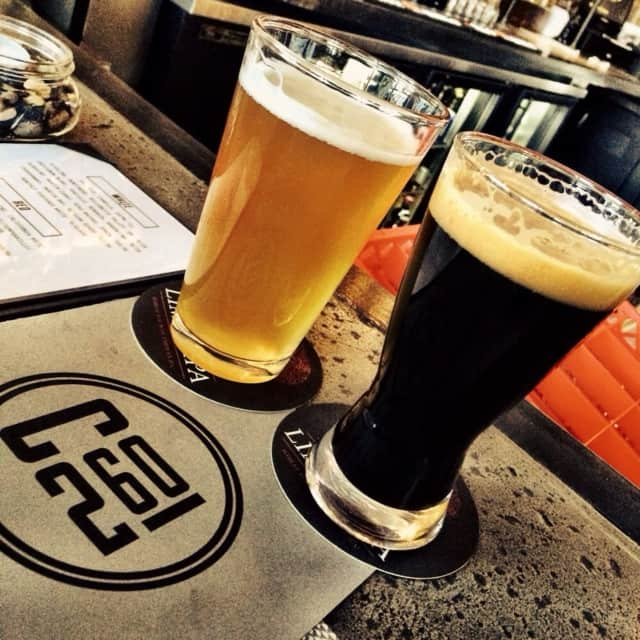 Craft 260 is a local favorite for drinks in Fairfield.