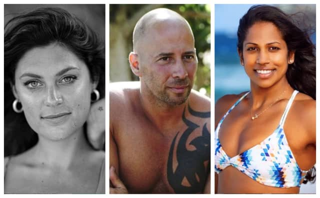 "Michele Fitzgerald, Tony Vlachos and Natalie Anderson are returning for the 40th season of ""Survivor"" on CBS."