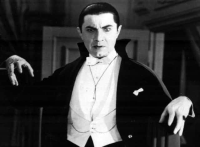 Local cinemas will screen two Dracula films Oct. 25 and 28.