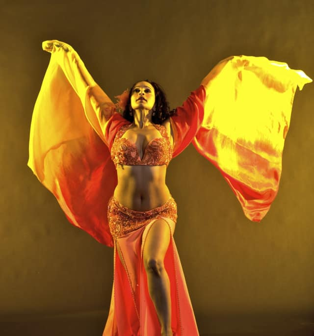 Bellydance fitness classes are offered at the Garfield YMCA.