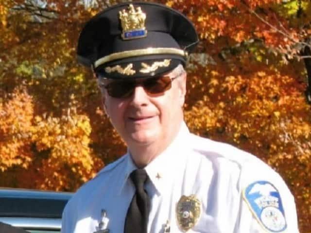 Wyckoff Police Chief Benjamin Fox