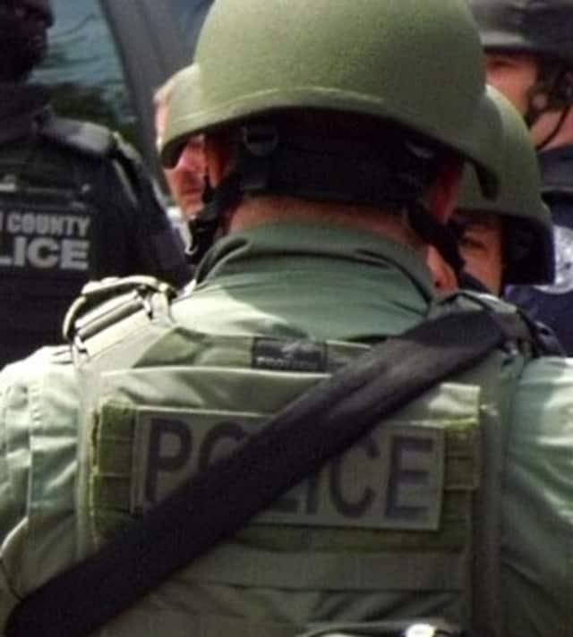 Bergen County Regional SWAT Unit