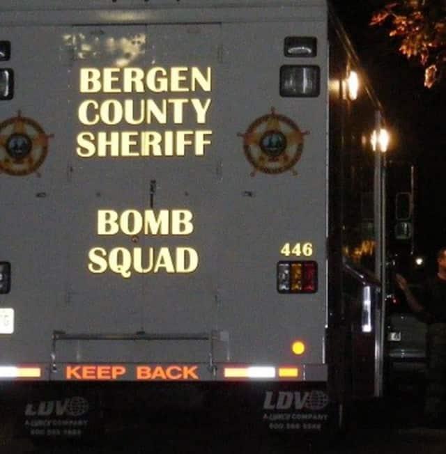 Bergen County Bomb Squad