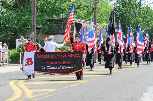 Bergenfield High School Marching Band