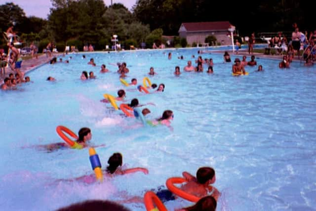 The fate of Bergenfield swim club is in the hands of municipal officials following bankruptcy filing by the club.