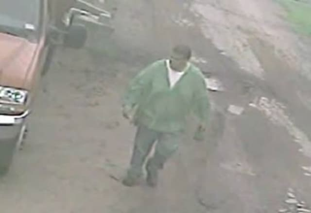 Bethel police are seeking help in identifying this suspect in the theft of a truck.
