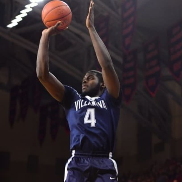 Westchester native Eric Paschall has starred for Villanova, taking them all the way to the championship.