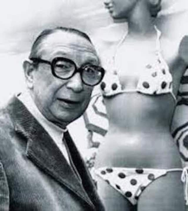 Mechanical engineer Louis Réard designed the bikini, which debuted July 5, 1946.