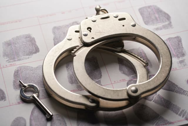 A tip led to the arrest of a 21-year-old man who is accused of raping a minor in the area.
