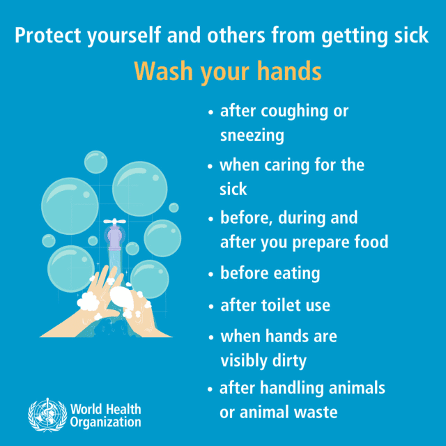 Wash your hands well and often say officials in Fairfield which may be the best average people can do to prevent them from getting sick from coronavirus once it comes to Connecticut.
