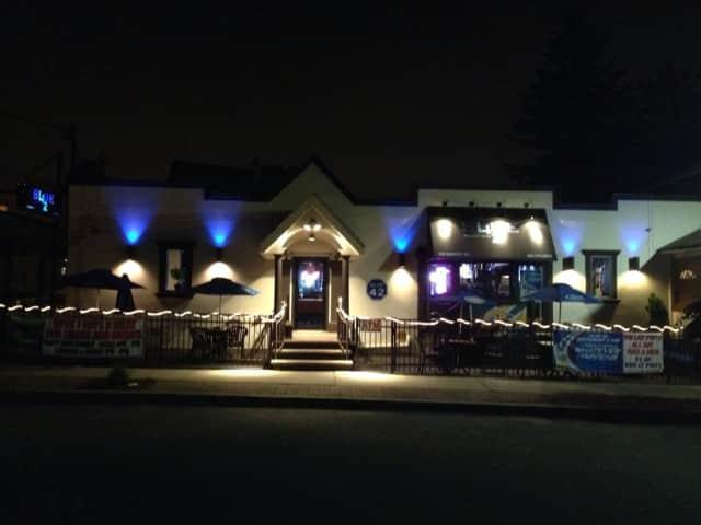 Blue 42 Restaurant.