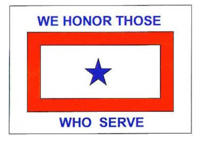 The American Legion Post 16 of Shelton is purchasing Blue Star Banners for families of service members.