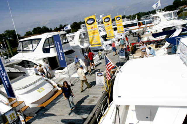 Boat manufactures from across the country are set to tie up at Cove Marina for Norwalk's annual boat show this September.