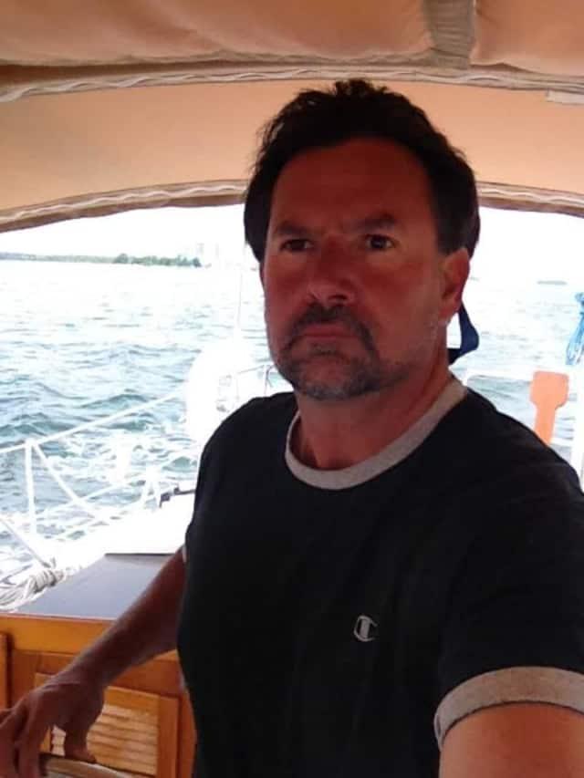 Manager Captain John Davis at Carefree Boat Club in Westport.