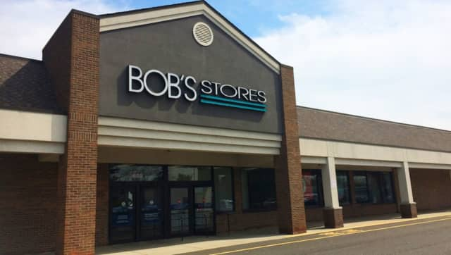 Bob's Stores in Fairfield and Danbury would close under a bankruptcy plan, along with the EMS in Fairfield.