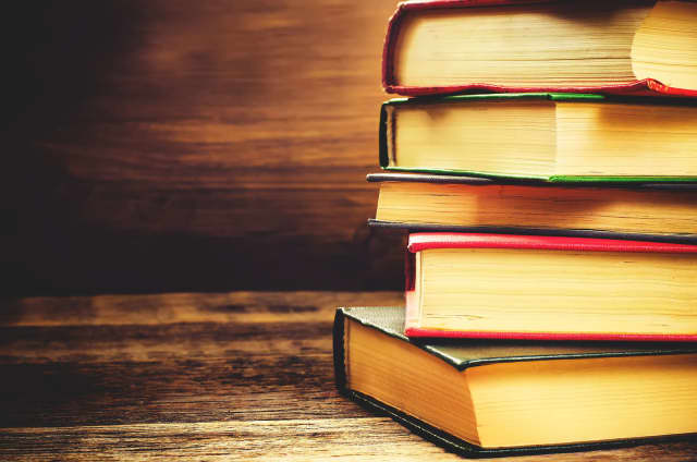 Donate your used books to the annual Mark Twain Library Book Fair.