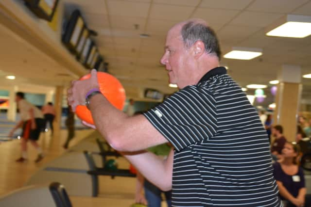 The Center for Family Justice will host its annual Bowling Against Bullying fundraiser on June 3 in Fairfield.