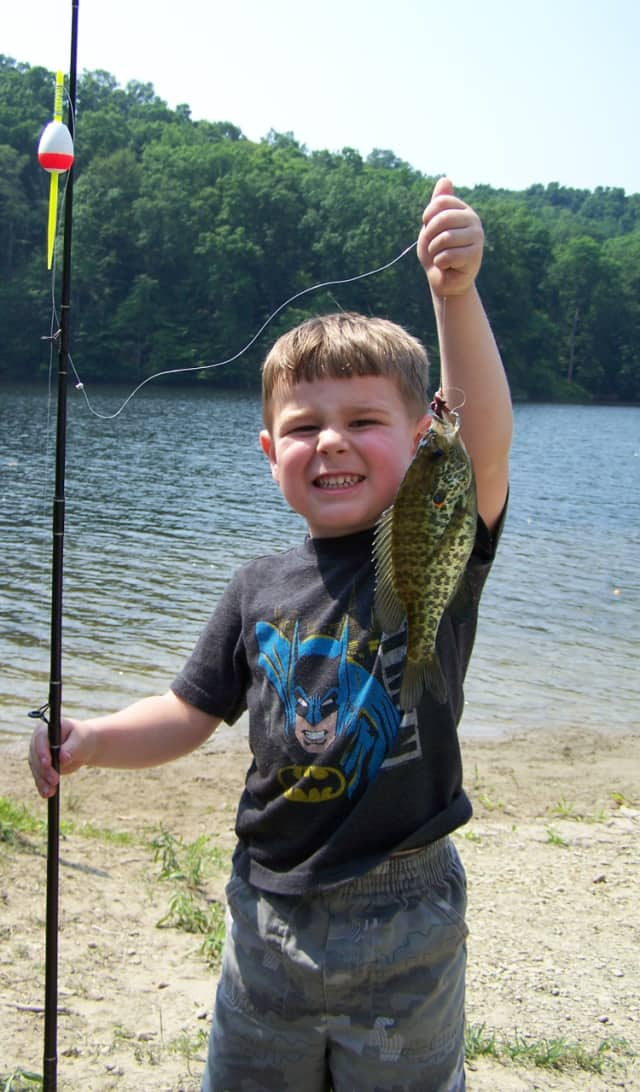 Mahwah is holding its annual fishing contest May 28.