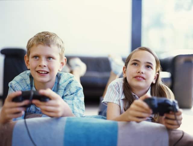 "Children are invited to celebrate the 30th anniversary of ""Super Mario Brothers."""