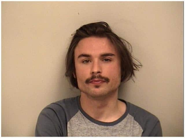 Brian Meyer of Westport was arrested for drunken driving after being involved in a multi-car accident Nov. 6.