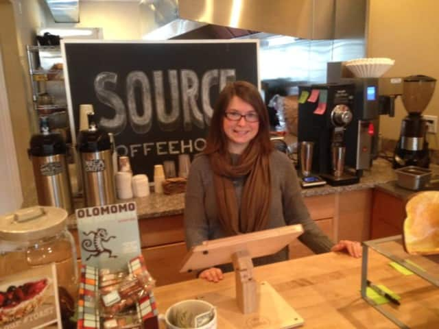 Source Coffeehouse cares about where its coffee comes from.