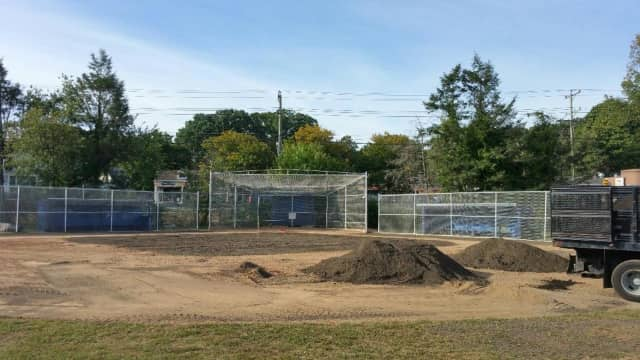 The Norwalk Little League is raising money to rebuild the Broad River facility.