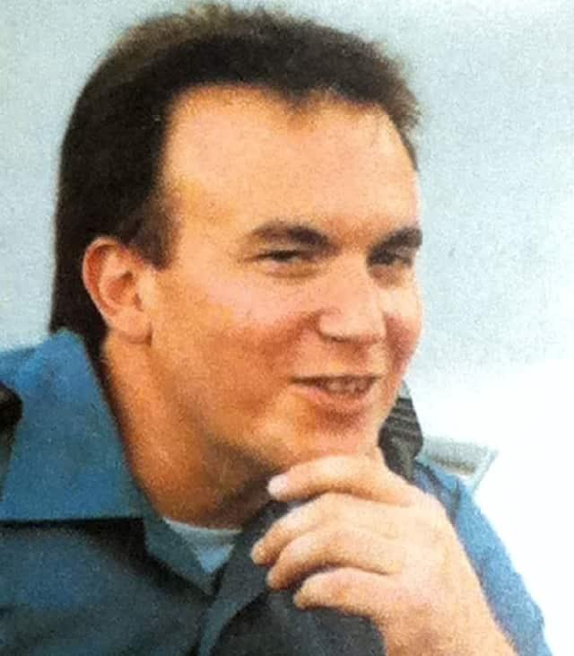 "Paramus Police Officer Vincent M. Brock was called ""a good cop, a good friend."""