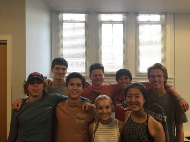 Eight Bronxville High School seniors have qualified as semifinalists in the 2017 National Merit Scholarship competition.