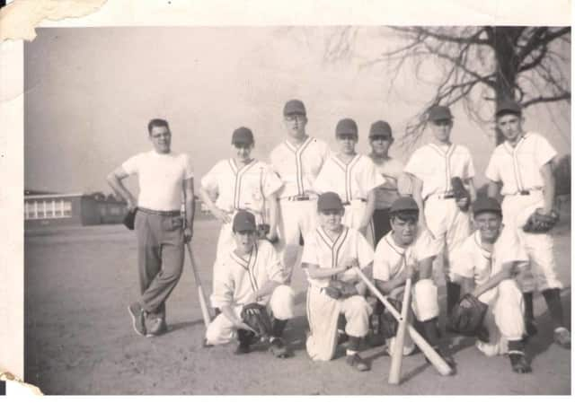 Saddle Brook is holding its Tricentennial Gala Dinner on Nov. 11. Pictured are the Steller Braves, a township baseball team, in 1955.